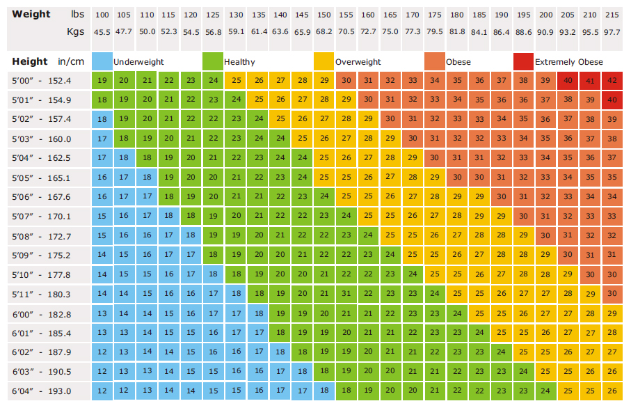 Body Mass Index Dr Saurabh Misra Laparoscopic And Bariatric Surgeon